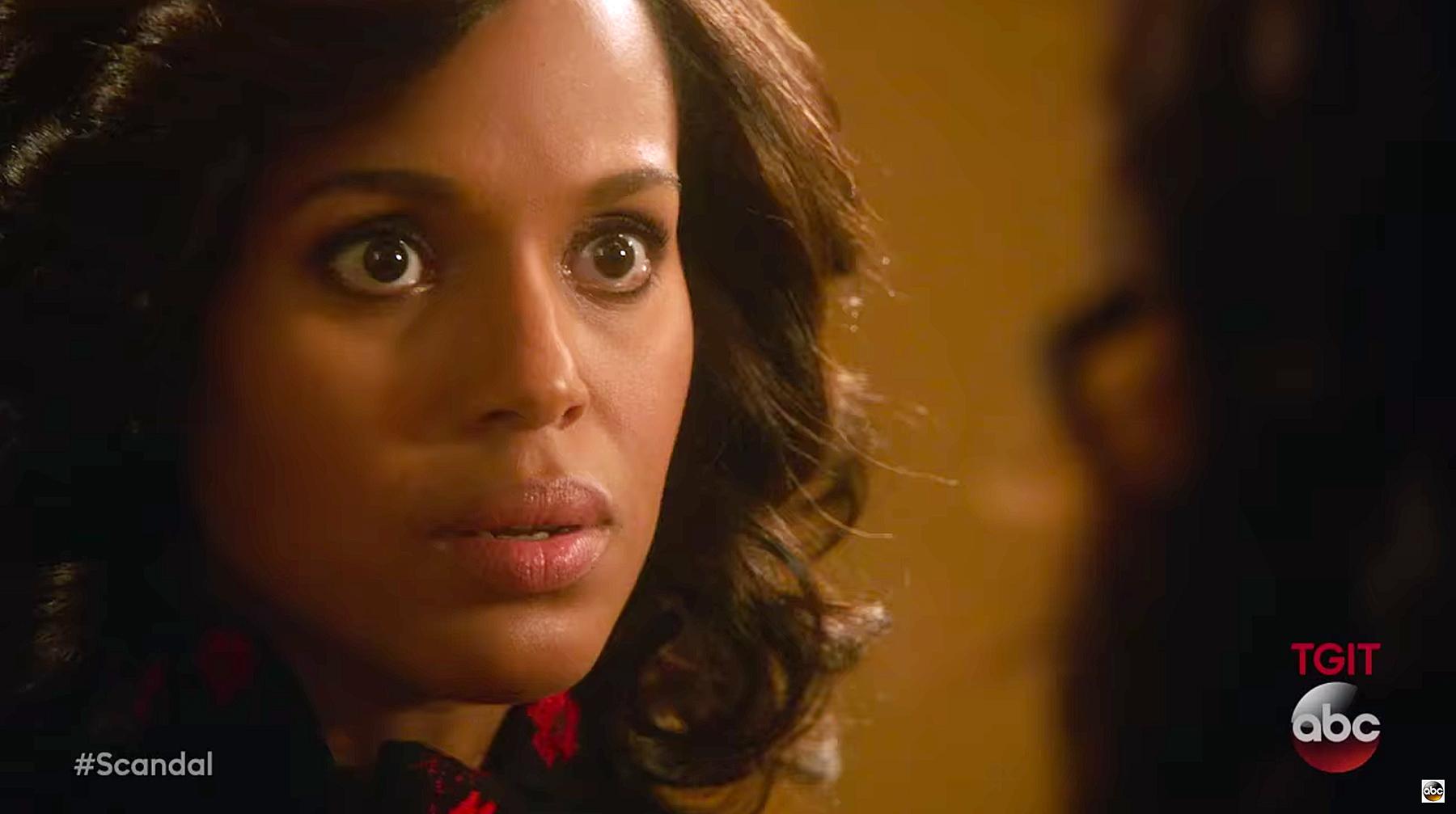 Kerry Washington Scandal season 6