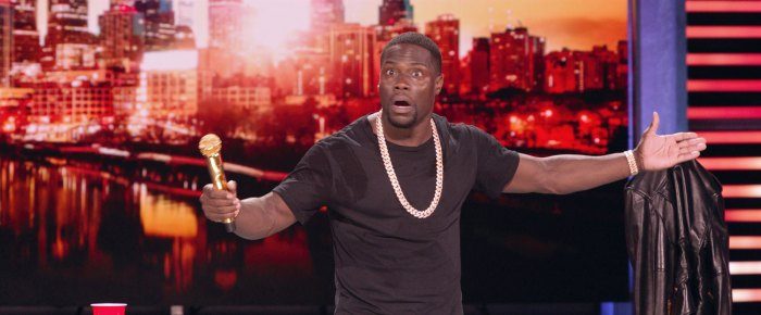 Universal Pictures' Kevin Hart: What Now?