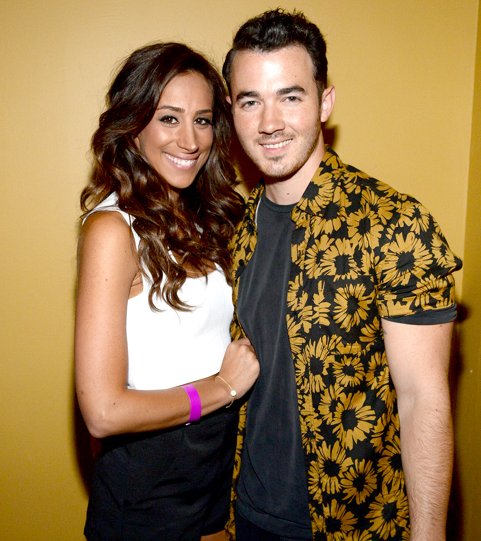 Danielle Jonas and Kevin Jonas attend a one-of-a-kind concert experience in New York City, PlentiTogether LIVE, bringing to life the