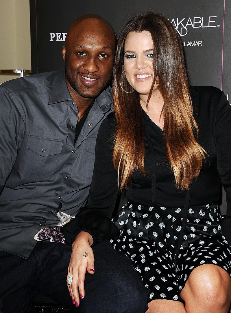 Lamar Odom Has Issues With Khloe Kardashians New Man