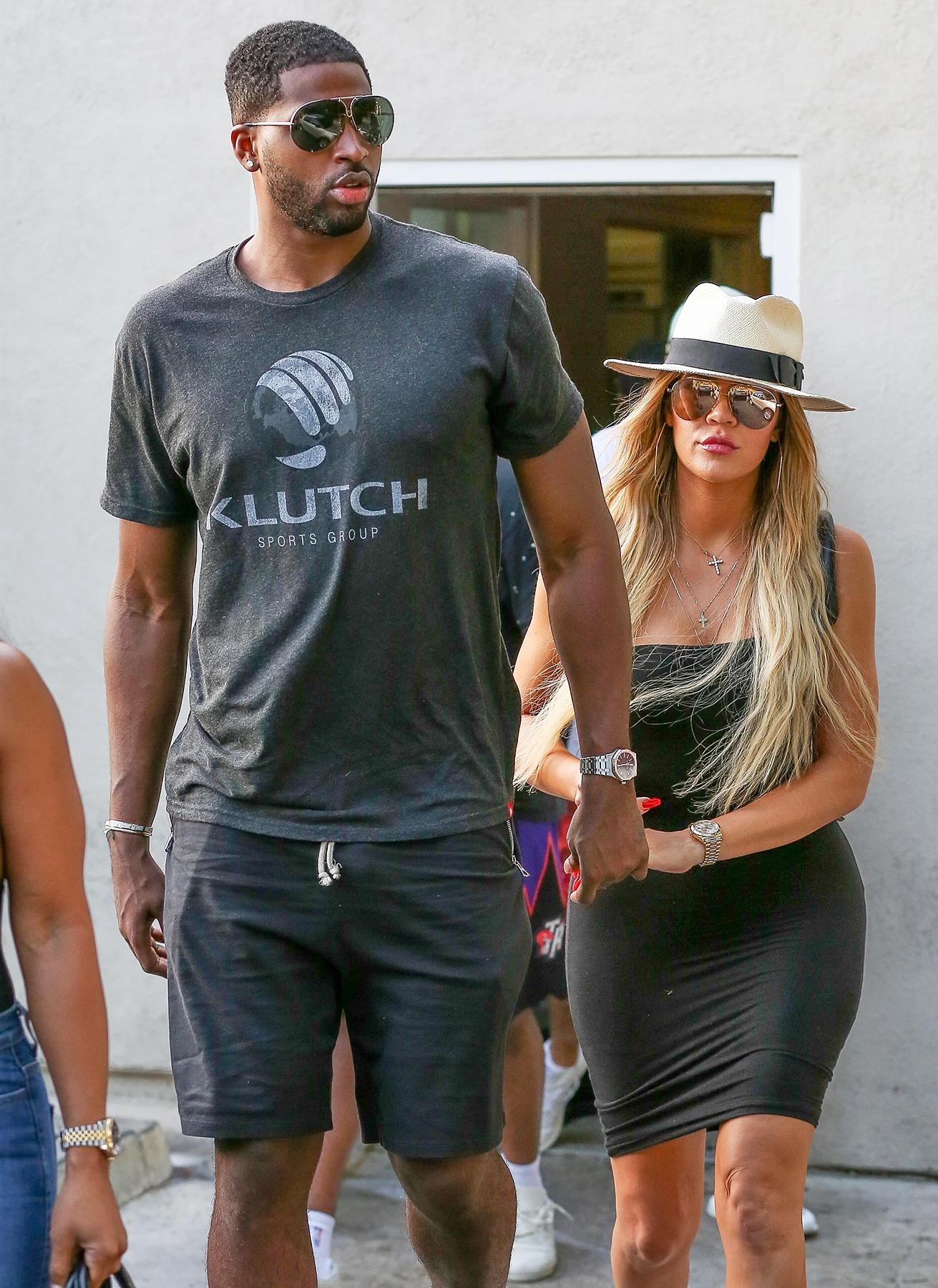 4e21d7b5d22 Khloe Kardashian and Tristan Thompson s Relationship Timeline