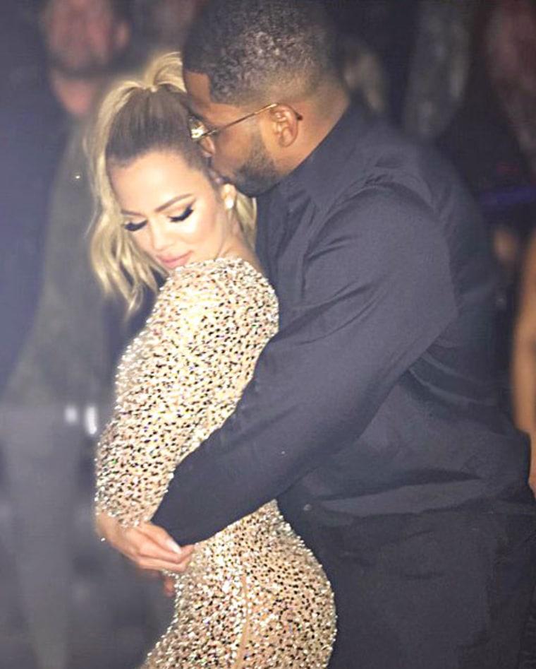 Khloe Kardashian and Tristan Thompson marriage