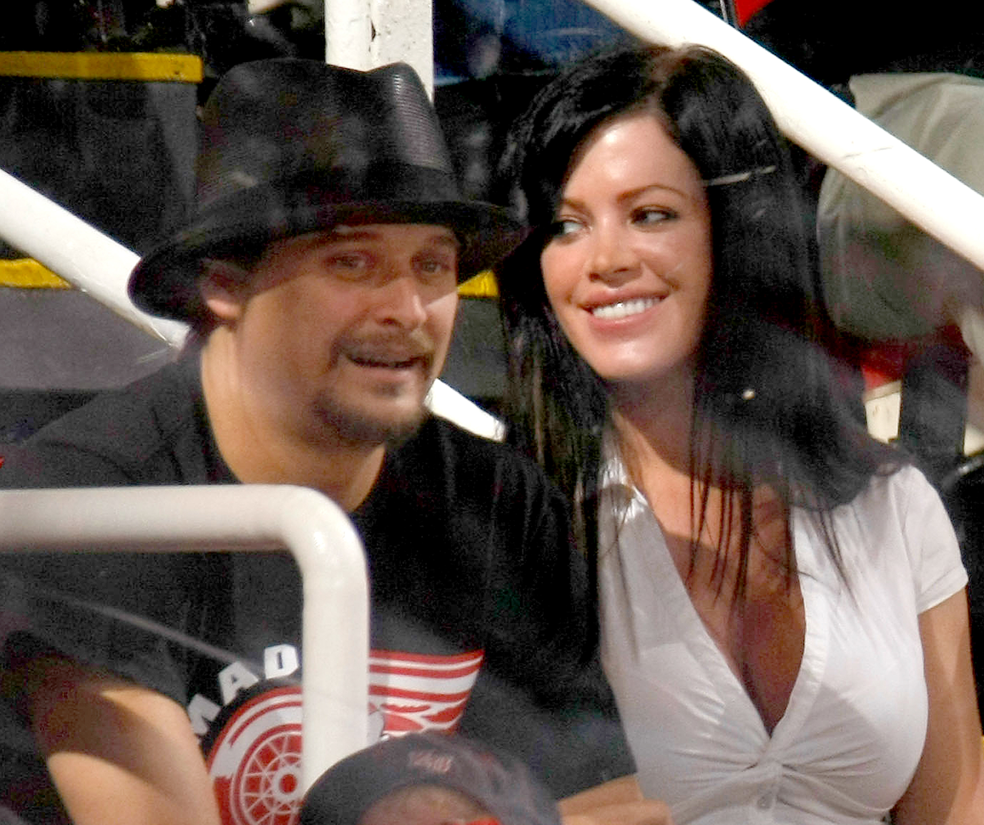 7e560b8c4 Kid Rock Is Engaged to Girlfriend Audrey Berry