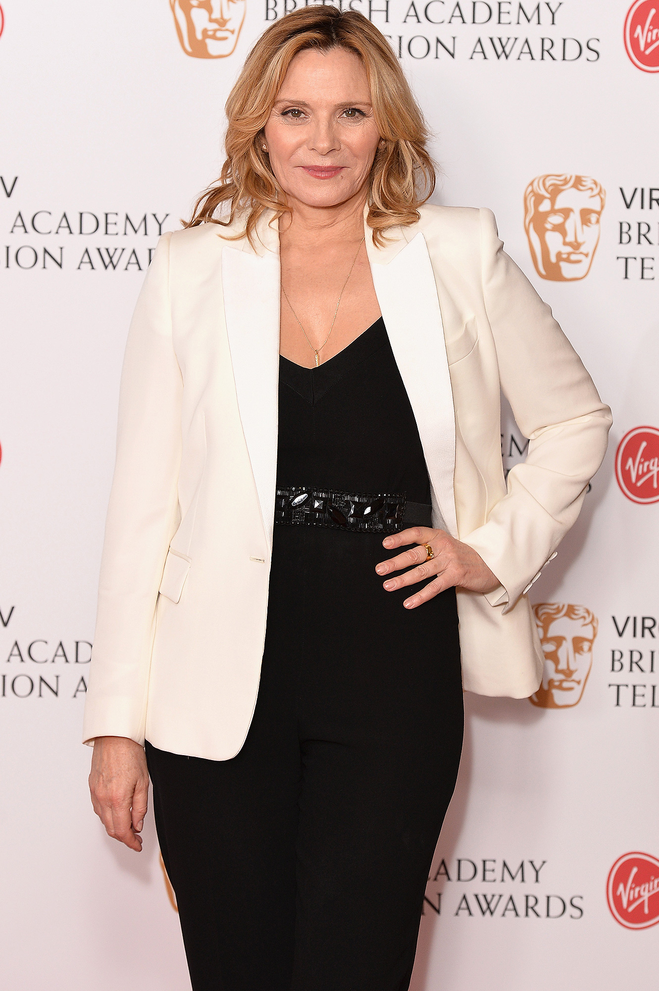 Kim Cattrall, Virgin TV BAFTA Television Awards, Sex and the City 3