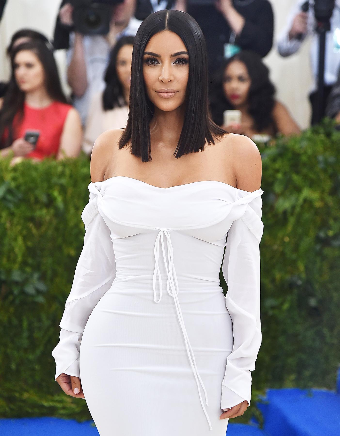 Kim Kardashian 2017 Met Gala