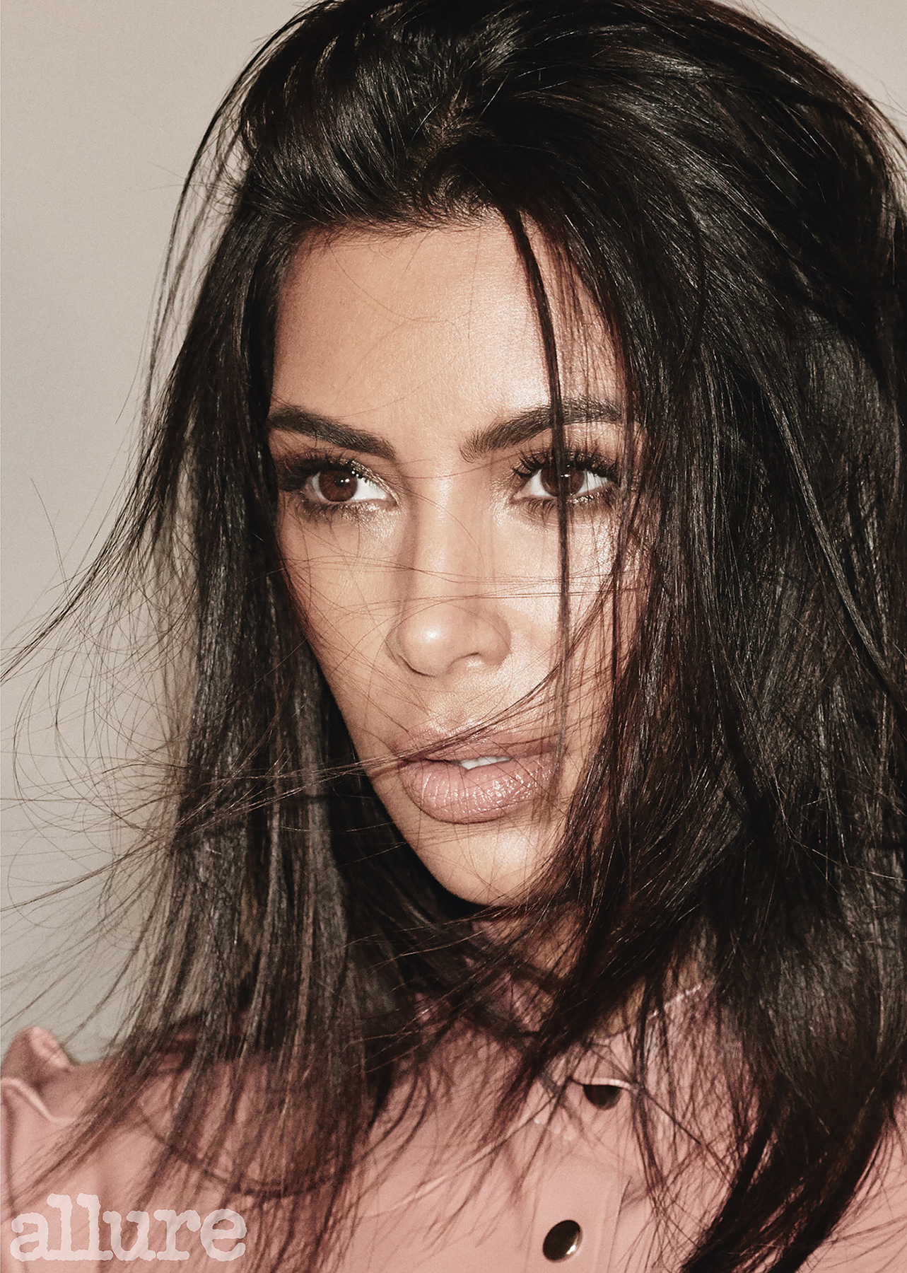 Kim Kardashian for Allure