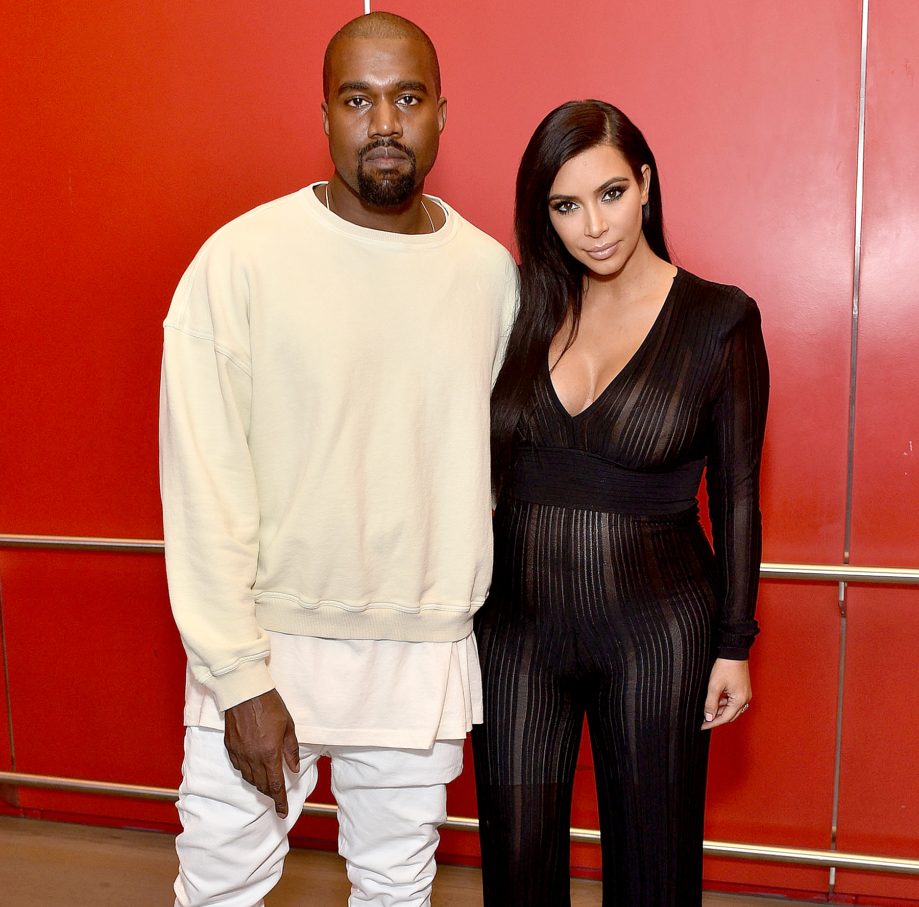 Image result for Kim Kardashian and Kanye