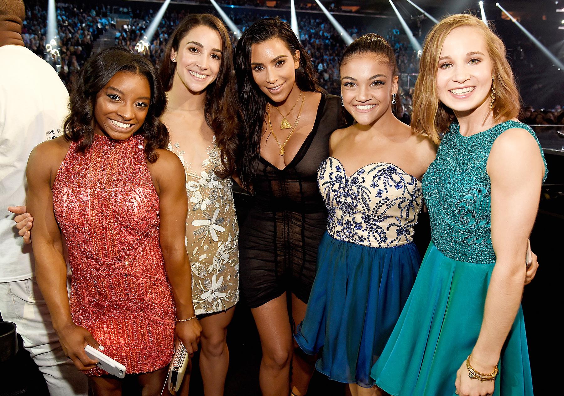 Kim Kardashian Final Five VMAs