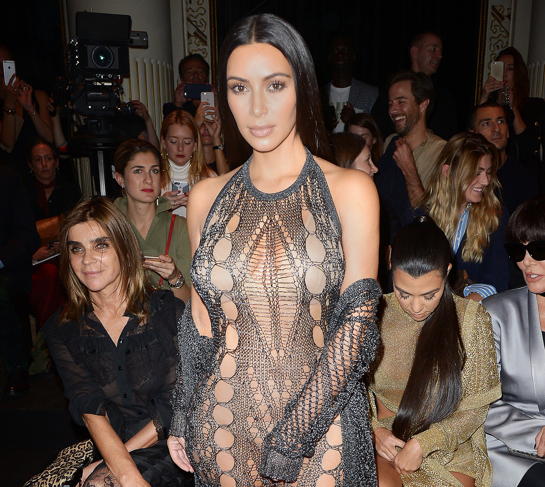 Kim Kardashian Paris robbery