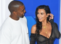 Kanye West and Kim Kardashian West proposal