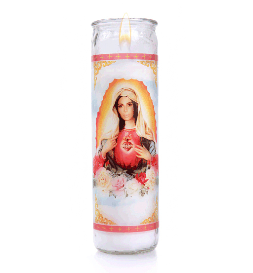 Kim Kardashian Kimoji Candle