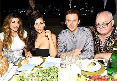 Kim Kardashian - Paper Magazine Art Basel Party