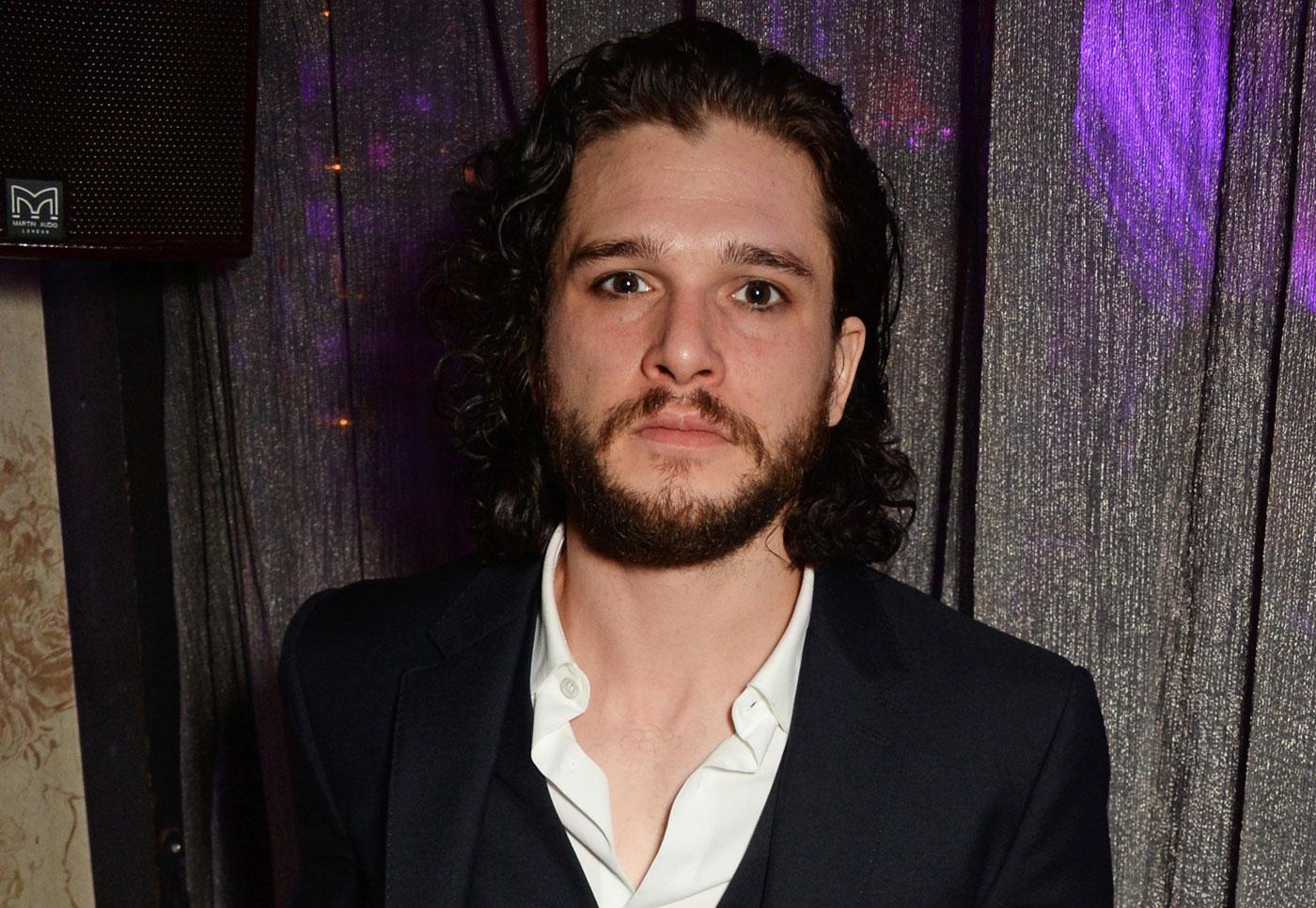 Kit Harrington is finally able to talk about Jon Snow's fate!