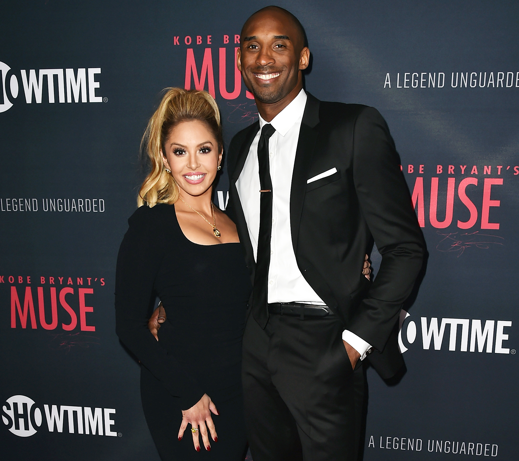Kobe Bryants Wife Vanessa Gives Birth to Third Child