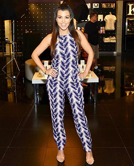 Kourtney Kardashian - April 2014