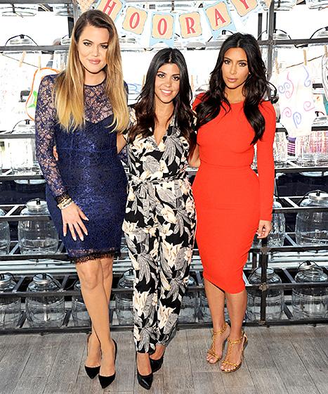 Kourtney Kardashian - July 2014