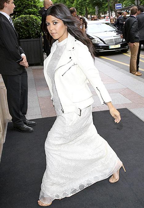Kourtney Kardashian - May 2014