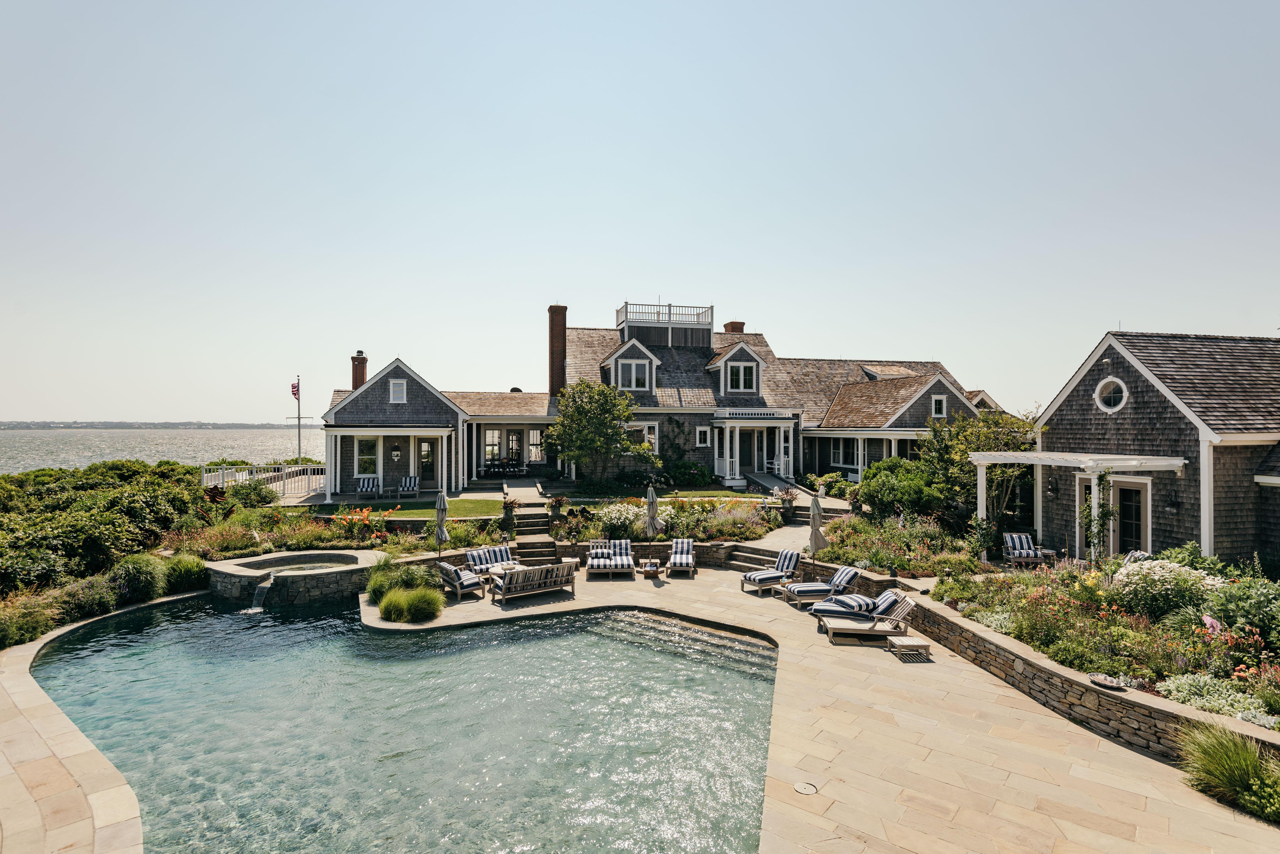 Kourtney Kardashian's Nantucket Airbnb Home