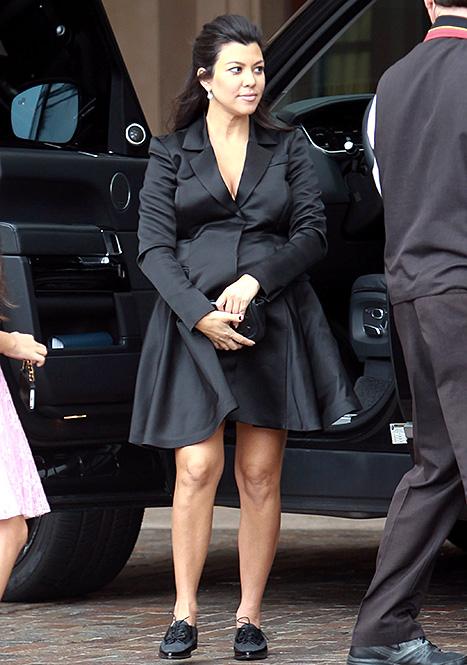 Kourtney Kardashian - November 2014