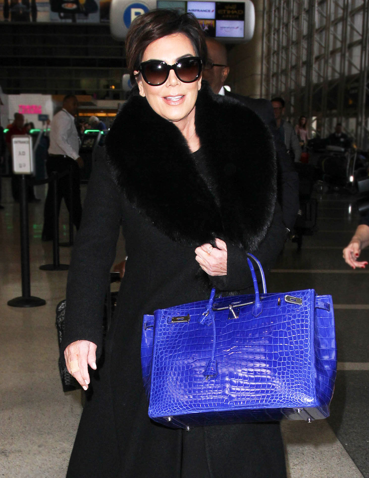 Kris Jenner Has A Closet Full Of Pricey Hermes Bags Video