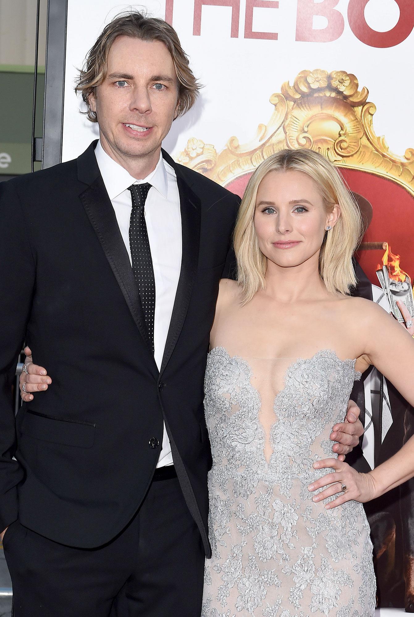 Kristen Bell Gets Emotional Talking About Husband Dax Shepard's Addict Past