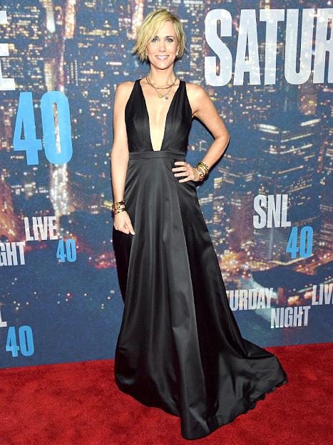 Taylor Swift, Emma Stone Shine on Red Carpet at SNL 40th Anniversary