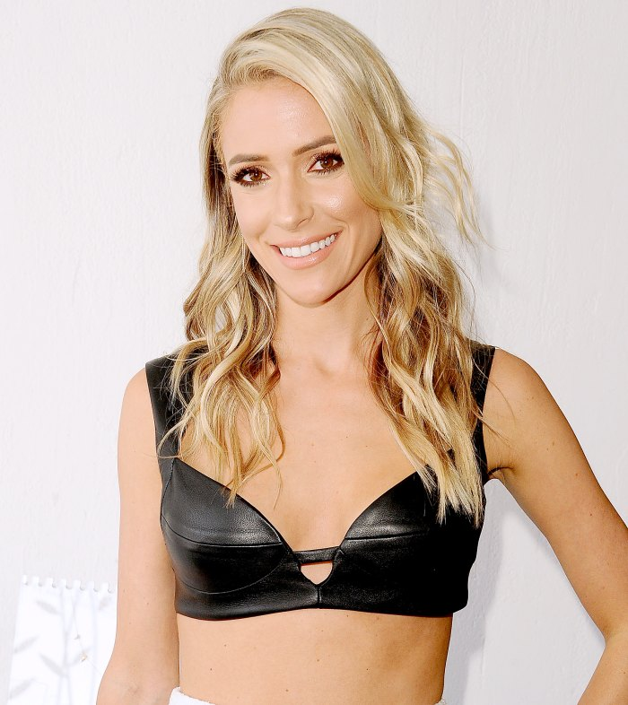 """Kristin Cavallari attends the launch event for her jewelry line """"Uncommon James"""" at Fig & Olive on April 27, 2017 in West Hollywood, California."""