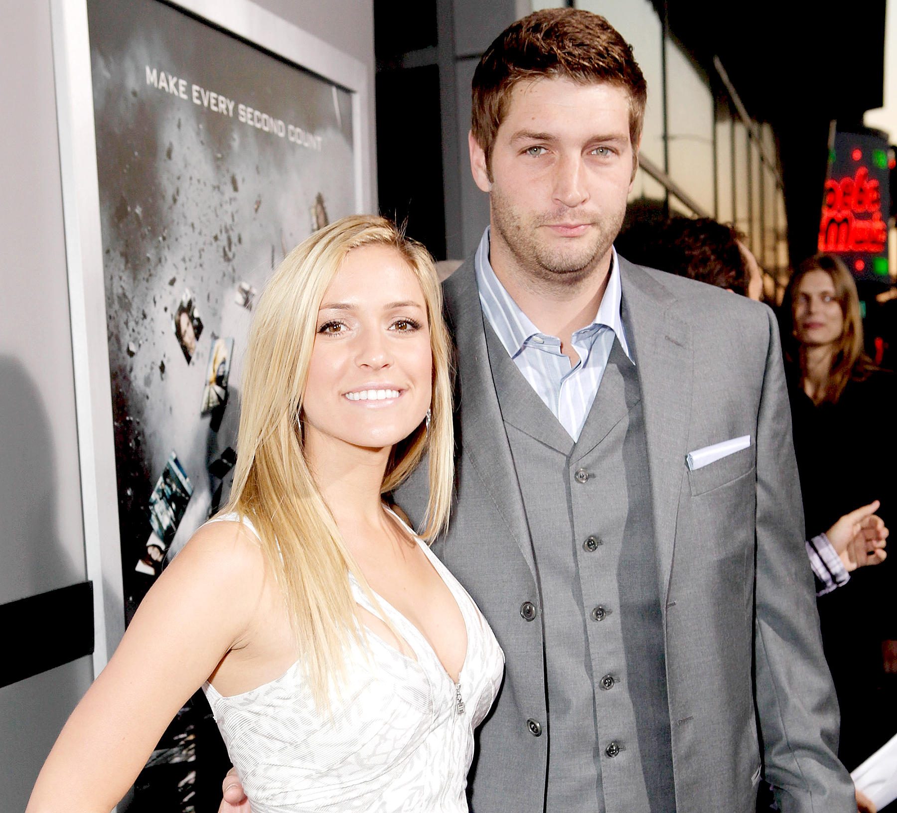Kristin Cavallari And Jay Cutler Arrive At The