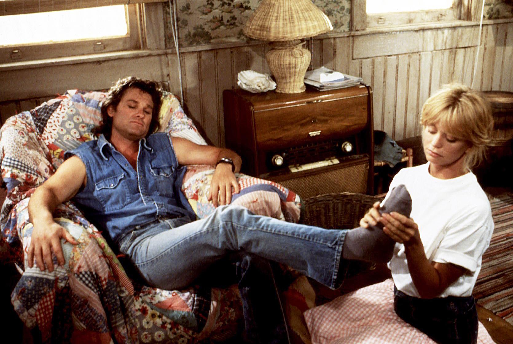 Kurt Russell Goldie Hawn Overboard