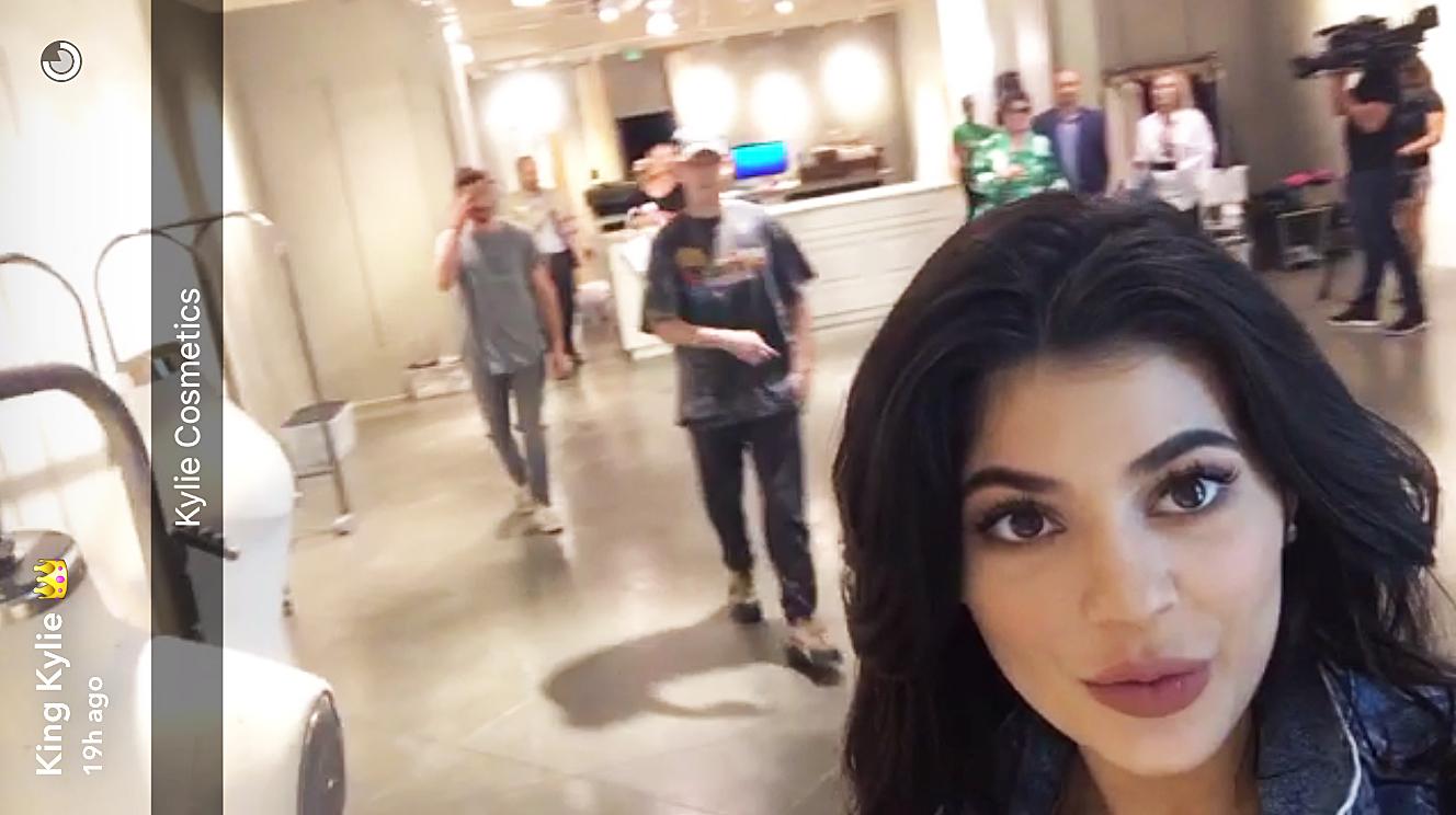 Kylie Jenner Lip Kit Cosmetics