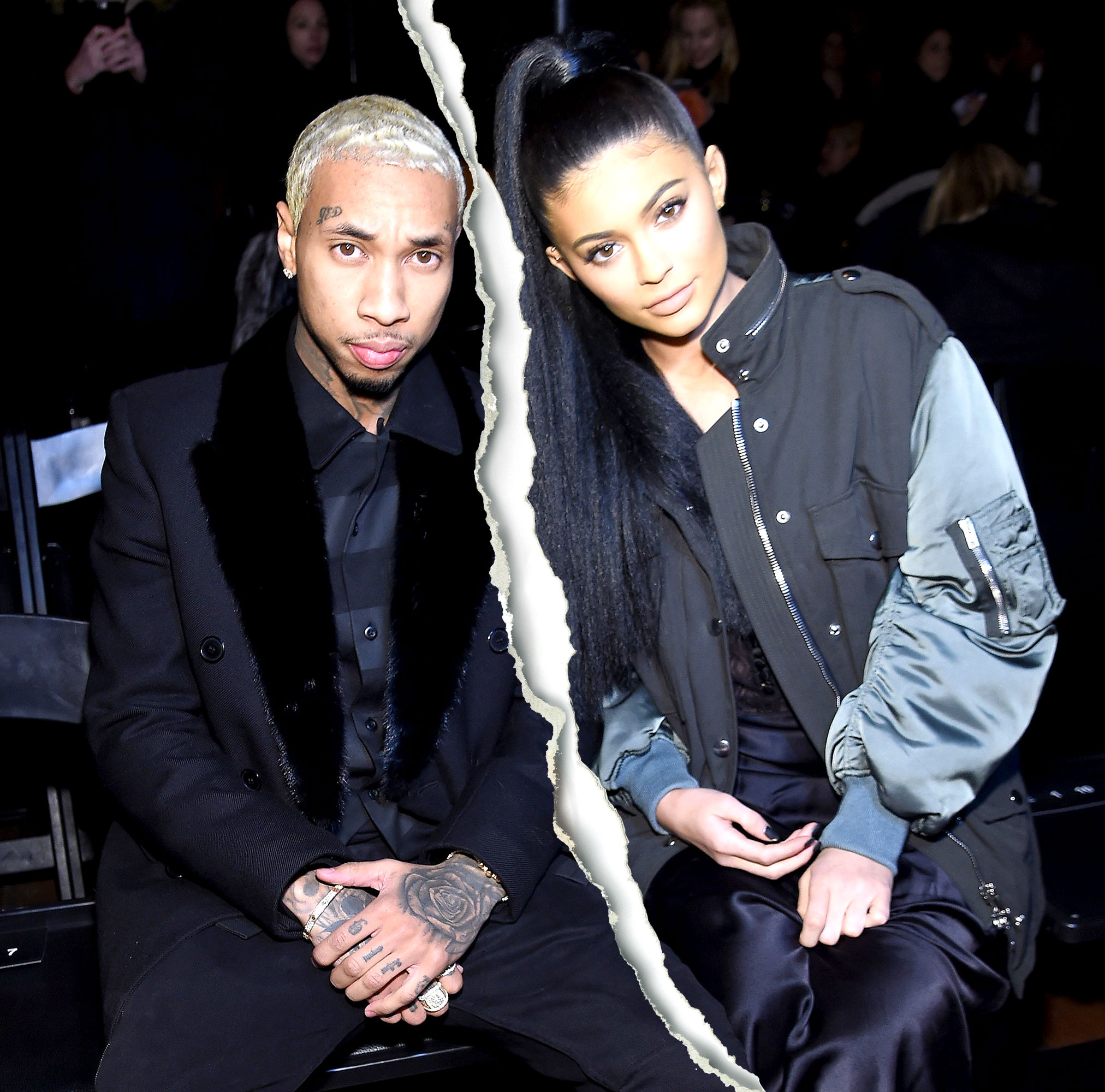 Kylie Jenner and Tyga Have Reportedly Split(Again)