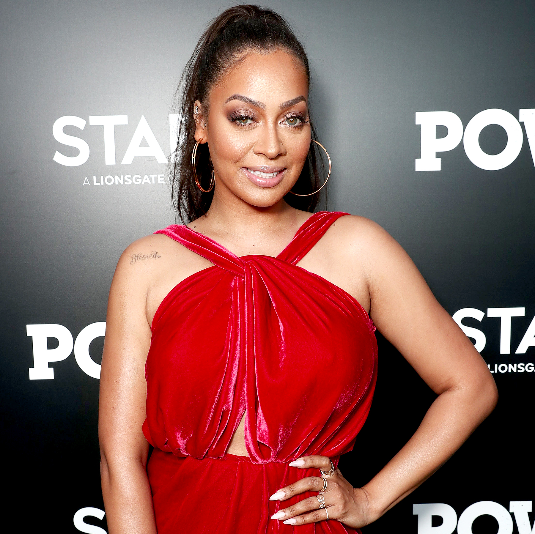 La La Anthony: 25 Things You Didn't Know About Me (I'm Obsessed With White Castle)