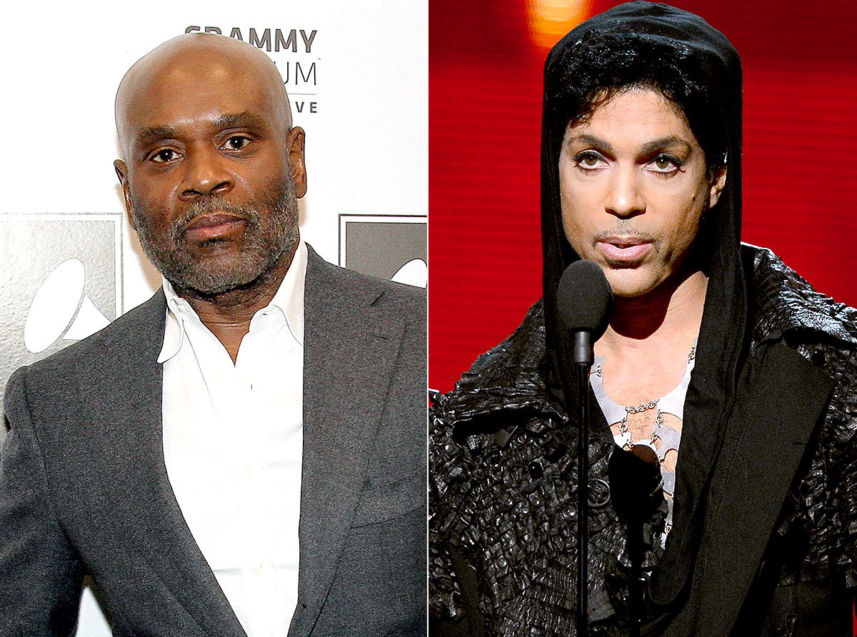 L.A. Reid and Prince