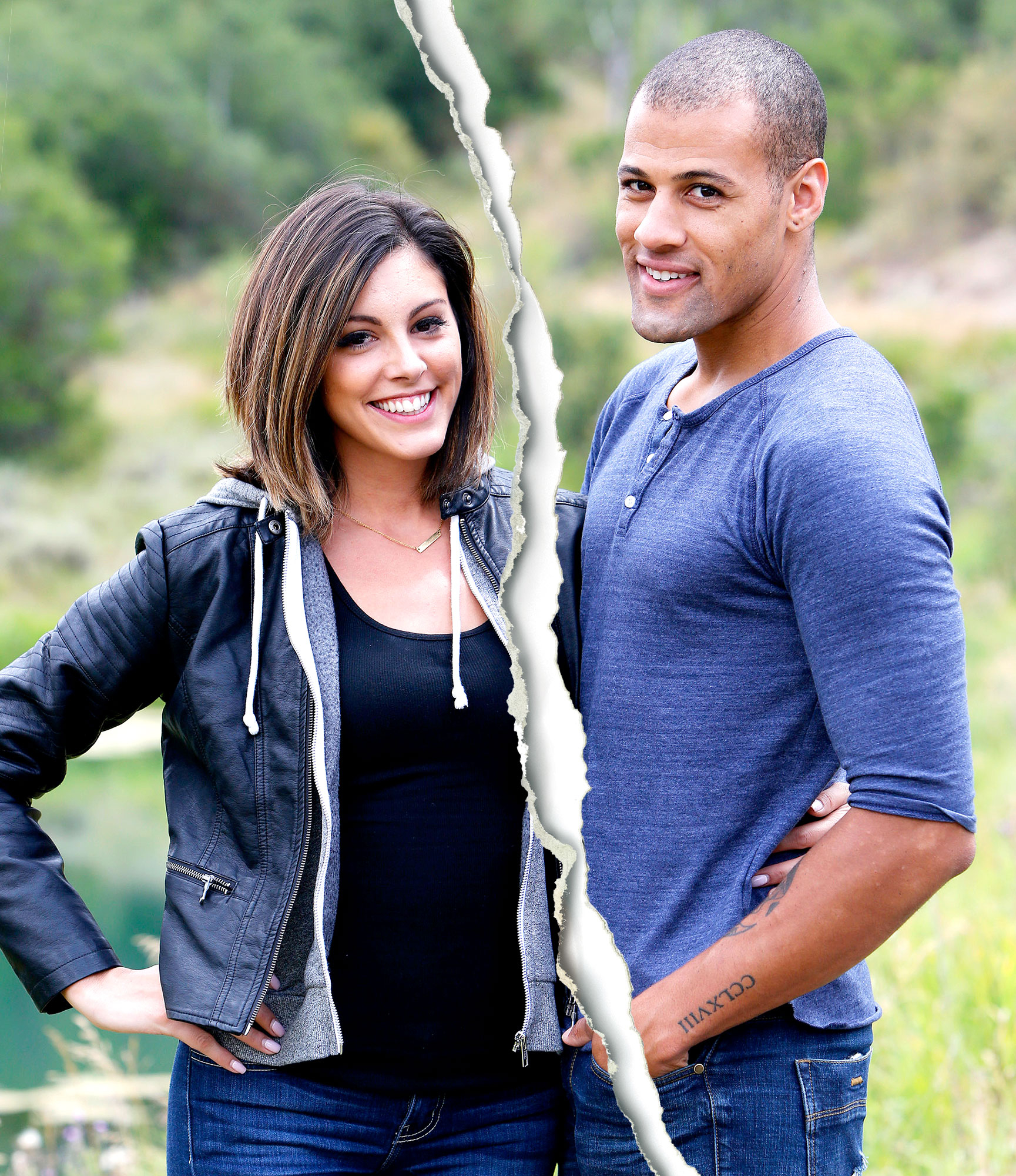 Bachelor In Paradise Couple Lace Morris Grant Kemp Split