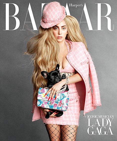 Lady Gaga and Asia - Harper's Bazaar