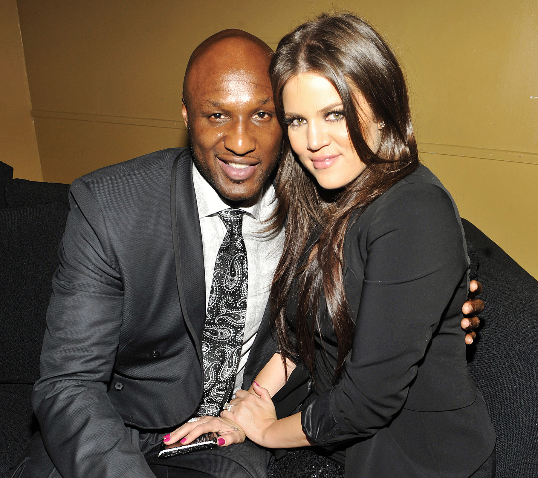 Did Khloé Kardashian Kick Lamar Odom Out of the House After Finding a CrackPipe