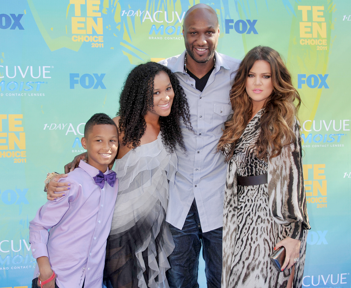 Lamar Odom's Son Posts Picture of NBA Star
