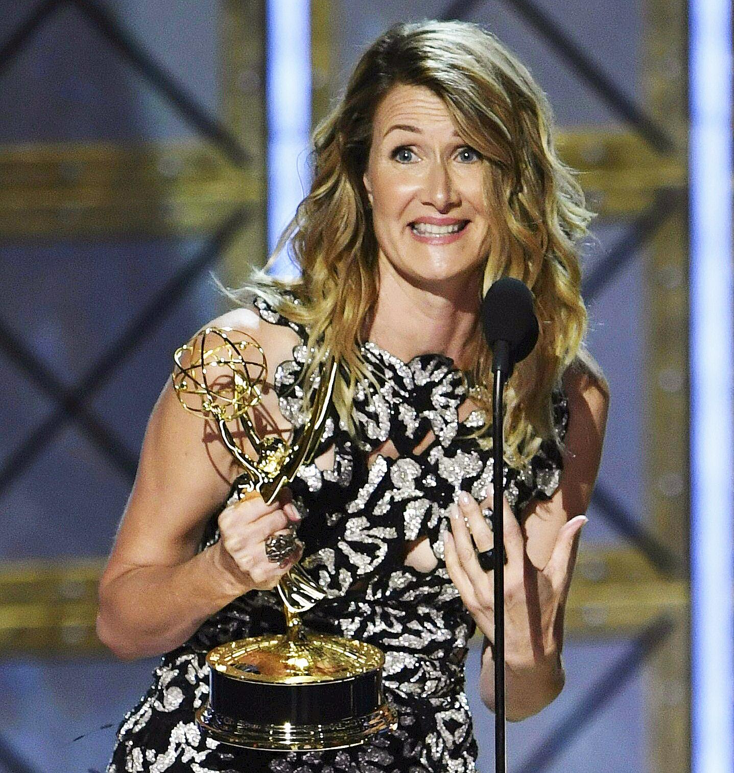 Laura Dern Emmys 2017