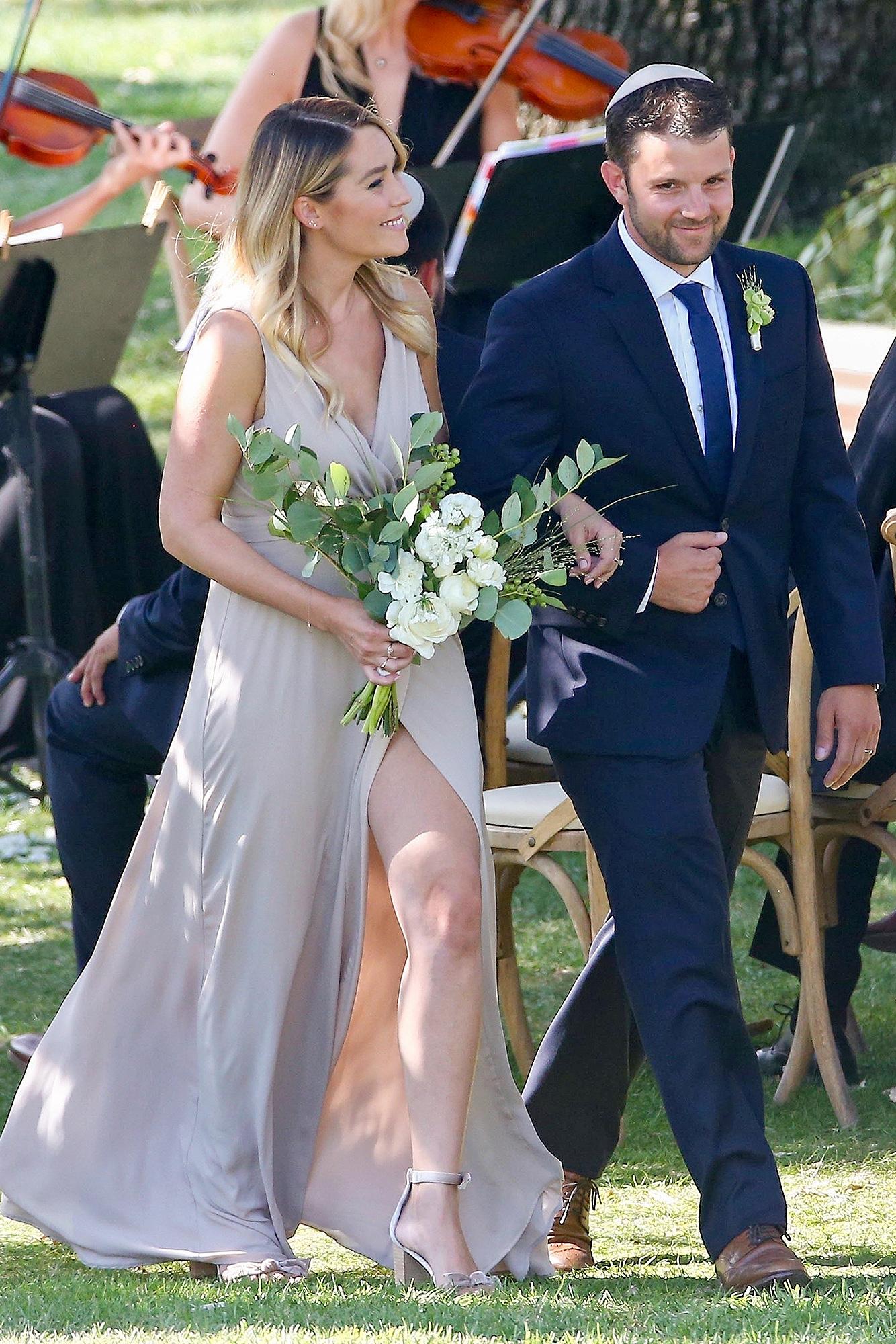 Lauren Conrad, bridesmaid, wedding