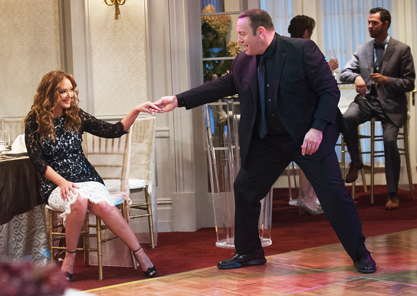 Leah Remini Kevin James Kevin Can Wait