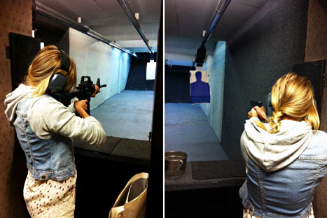 leann shooting range