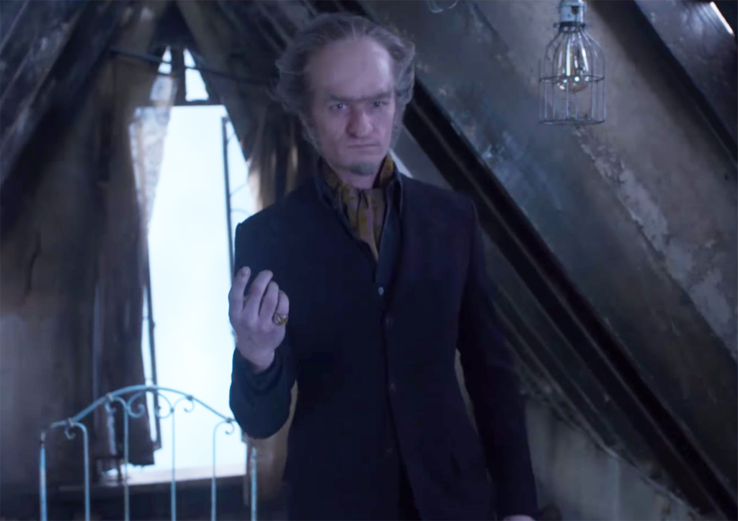 See Neil Patrick Harris As Count Olaf In Netflix S Lemony