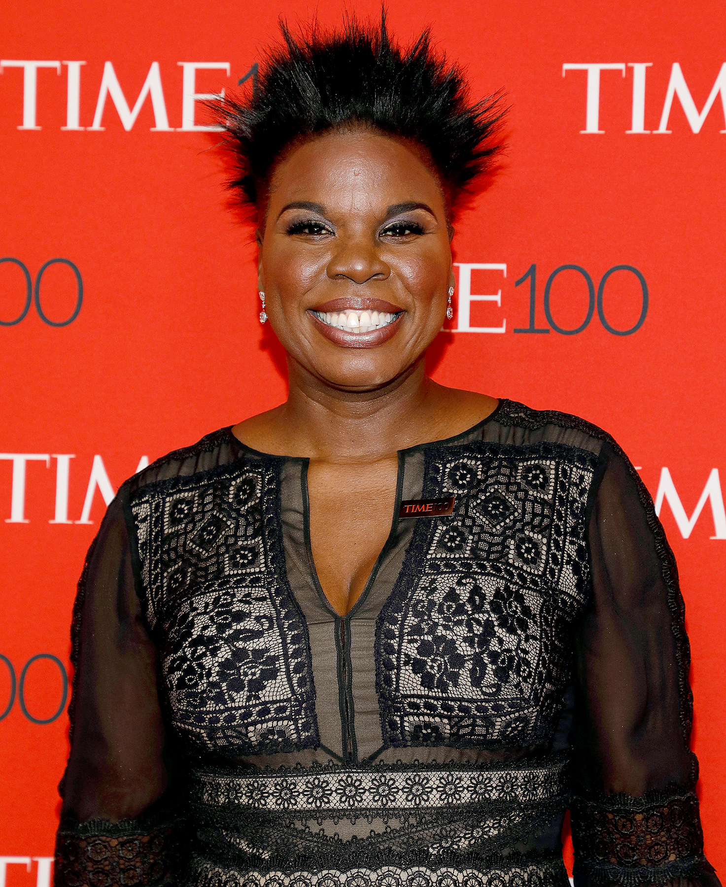 Leslie Jones attends the 2017 Time 100 Gala at Jazz at Lincoln Center on April 25, 2017 in New York City.