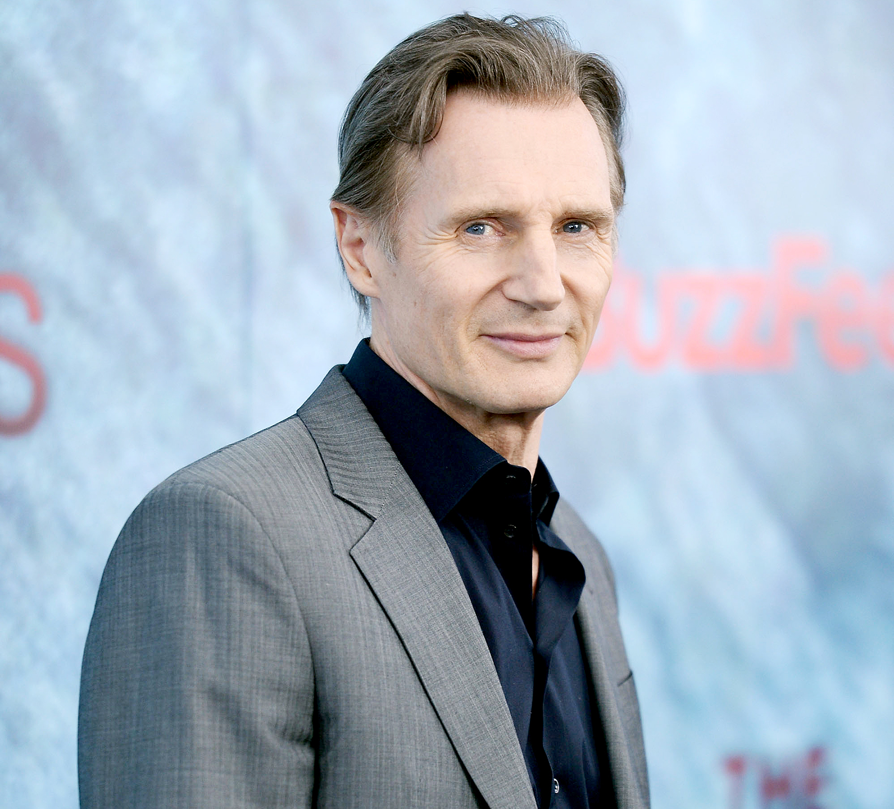 Liam Neeson Shows Up at Sandwich Shop That Said He Could Eat