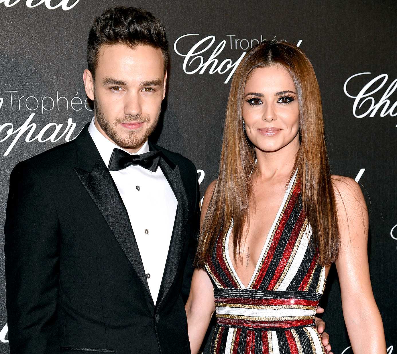 Liam Payne and Cheryl Cole attend the Chopard Trophy Ceremony during The 69th Annual Cannes Film Festival on May 12, 2016 in Cannes.
