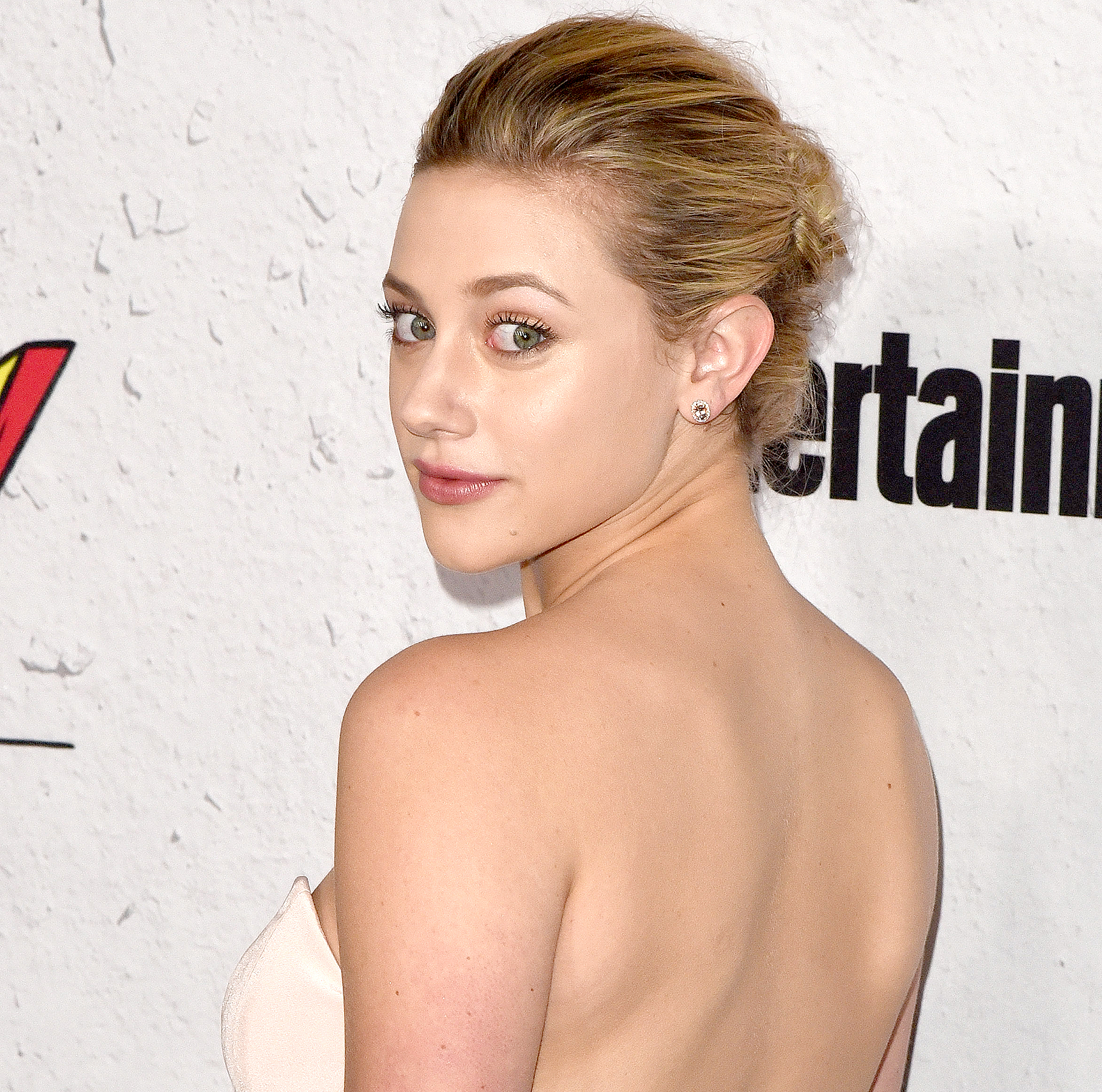 Lili Reinhart attends Entertainment Weekly's annual Comic-Con party in celebration of Comic-Con 2017 at Float at Hard Rock Hotel San Diego on July 22, 2017 in San Diego, California.