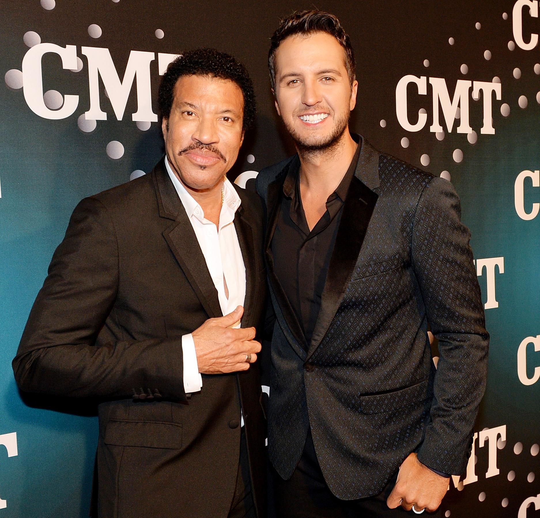 Lionel Richie Luke Bryan American Idol