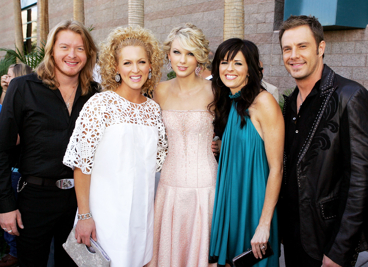 Little Big Town and Taylor Swift
