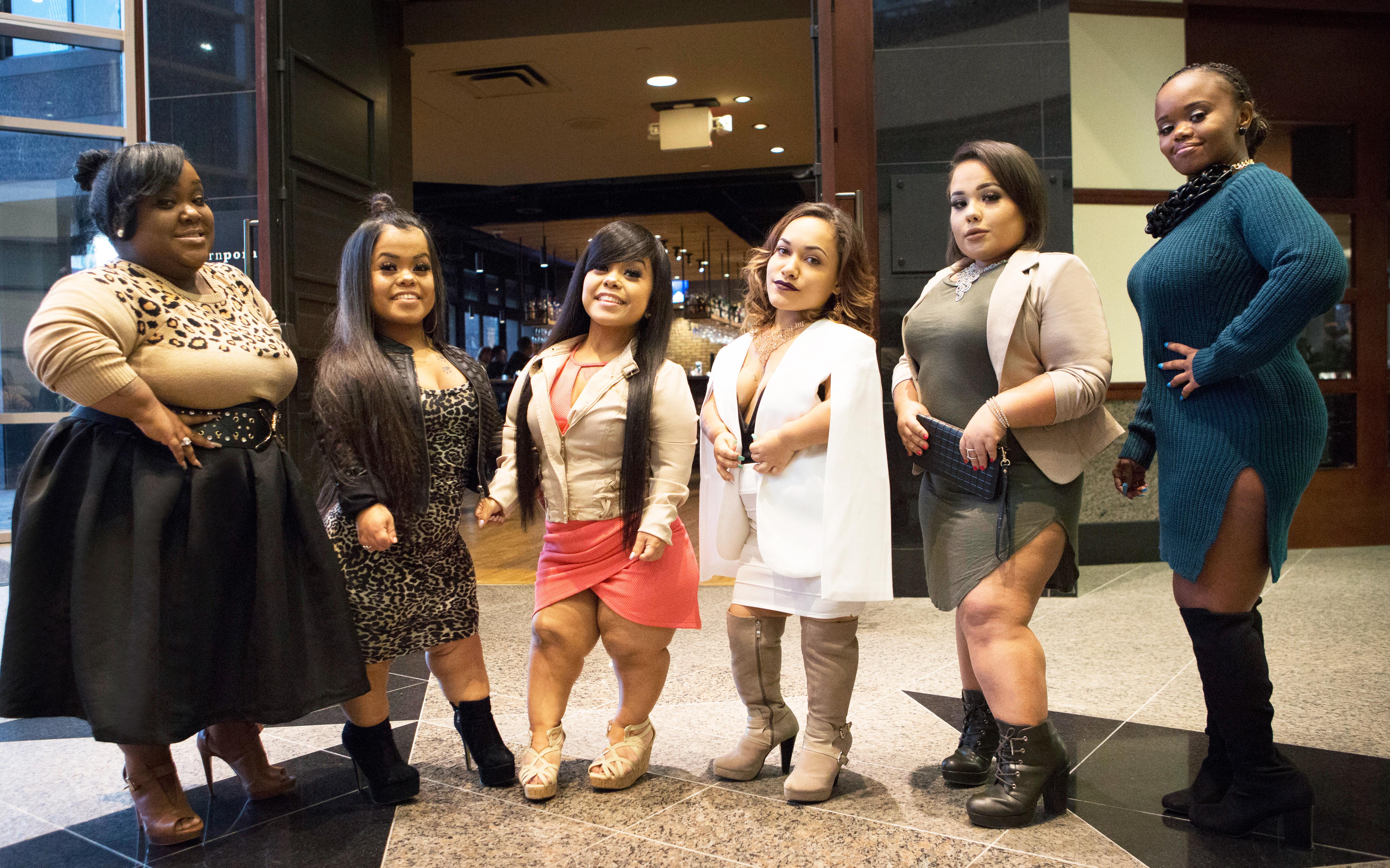 The cast of 'Little Women: Atlanta.'