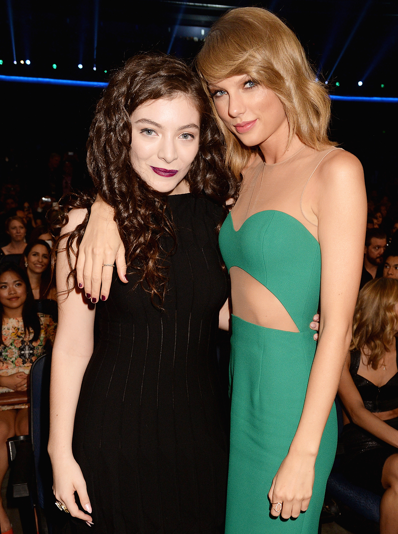 Lorde Taylor Swift